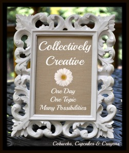 Collectively Creative Series by Cobwebs, Cupcakes & Crayons