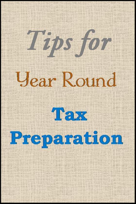 Banner - Tax Preparation